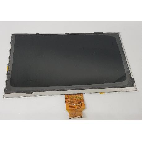 """**PANTALLA LCD DISPLAY UNIVERSAL TABLET CHINA 10.1"""" MODELO 2 FPC90042 - RECUPERADA"""