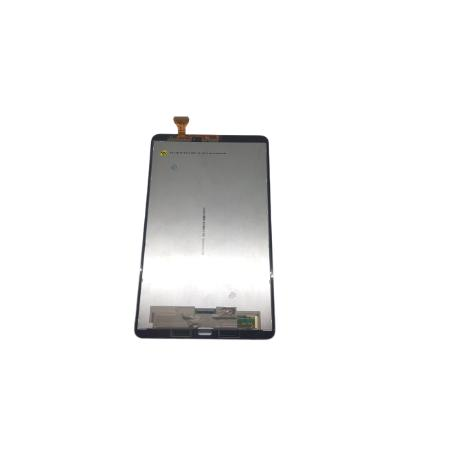 PANTALLA LCD DISPLAY + TACTIL COMPATIBLE PARA SAMSUNG SM-T580, T585 GALAXY TAB A (2016) - NEGRA