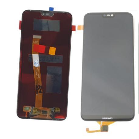 PANTALLA LCD DISPLAY Y TACTIL PARA HUAWEI P20 LITE - NEGRA