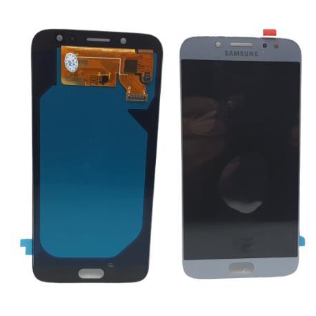 PANTALLA LCD DISPLAY + TACTIL PARA SAMSUNG J730 J7 2017 - PLATA / AZUL COMPATIBLE OLED