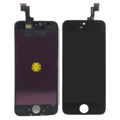 PANTALLA LCD DISPLAY + TACTIL PARA IPHONE 5S - NEGRA