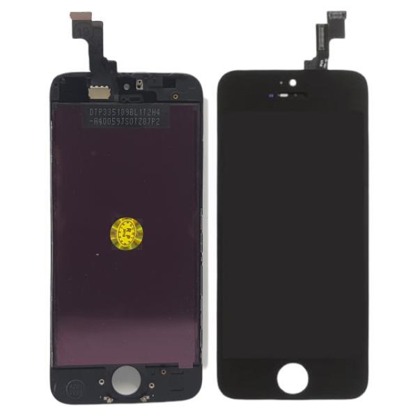 PANTALLA LCD DISPLAY + TACTIL PARA IPHONE 5S - NEGRA