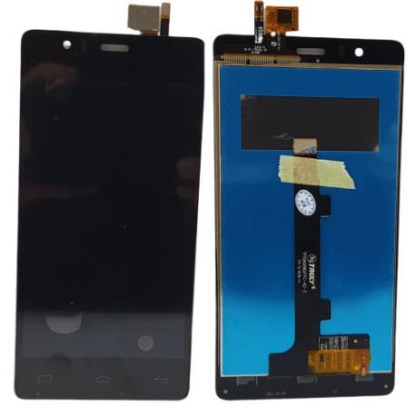 PANTALLA LCD DISPLAY + TACTIL BQ AQUARIS E5 4G, E5S NEGRA TFT5K0982FPC-A2-E