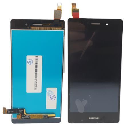 REPUESTO PANTALLA LCD + TACTIL PARA HUAWEI ASCEND P8 LITE - NEGRO