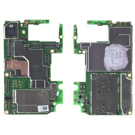 PLACA BASE ORIGINAL PARA HUAWEI P20 LITE 32GB LIBRE - RECUPERADA