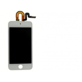 Repuesto Pantalla Lcd + tactil Ipod 5 Blanca