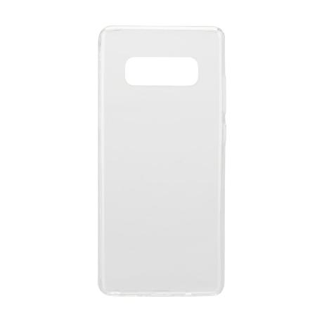 FUNDA GEL TPU PARA SAMSUNG GALAXY NOTE10 PLUS - TRANSPARENTE