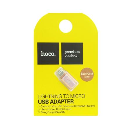 ADAPTADOR DE MICRO USB A IPHONE