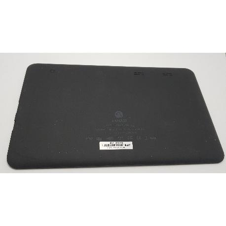 TAPA TRASERA ORIGINAL PARA WOXTER TABLET PC QX100 QX 100 NEGRA - RECUPERADA