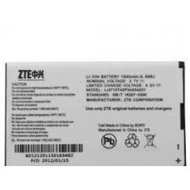 Bateria Zte Li3715T42P3H654251 1500mah