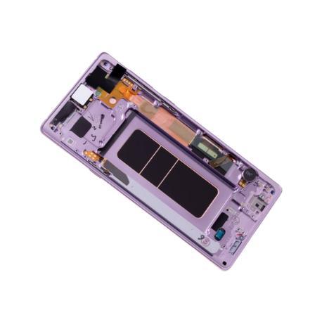 PANTALLA ORIGINAL PARA SAMSUNG SM-N960 GALAXY NOTE 9 - LILA