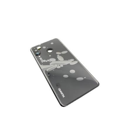 Tapa Trasera Para Huawei P30 Lite - Negra  - Modelo de Camara 24MP