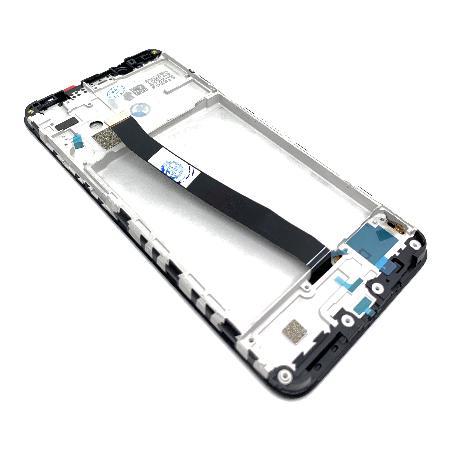 PANTALLA IPS LCD CON MARCO PARA XIAOMI REDMI 7A - NEGRA