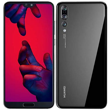 * TELEFONO MOVIL REACONDICIONADO HUAWEI P20 PRO 128GB 6GB RAM NEGRO - GRADO A
