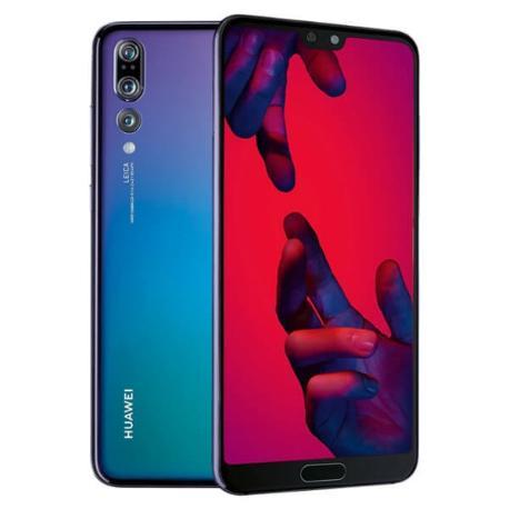 * TELEFONO MOVIL REACONDICIONADO HUAWEI P20 PRO 128GB 6GB RAM AURORA - GRADO C