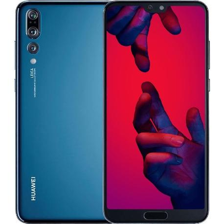 * TELEFONO MOVIL REACONDICIONADO HUAWEI P20 PRO 128GB 6GB RAM AZUL - GRADO B