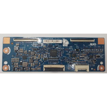 PLACA T-CON LVDS BOARD TV T550HVN08.3 CTROL BD 55T23-C09