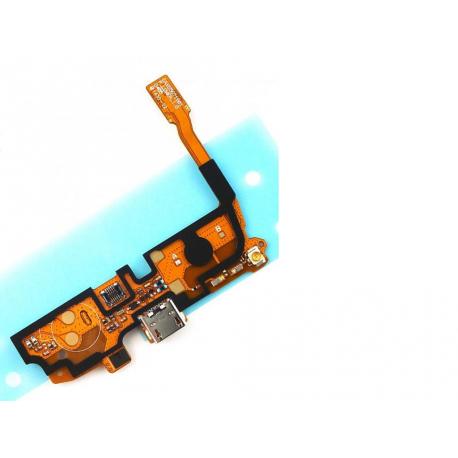 Flex Conector de Carga Micro USB y Microfono para LG L90 D405N