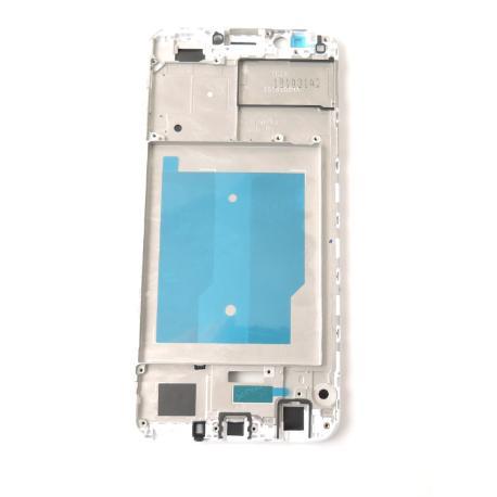 CARCASA FRONTAL DE LCD PARA HONOR 7C - BLANCA