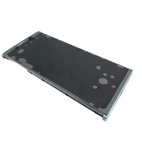PANTALLA IPS LCD CON MARCO PARA SONY XPERIA XA2 PLUS - VERDE