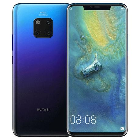 * TELEFONO MOVIL REACONDICIONADO HUAWEI MATE 20 128GB 4GB AURORA - GRADO A