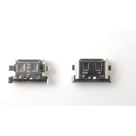 CONECTOR DE CARGA MICRO USB Y  PARA SAMSUNG A10, M10