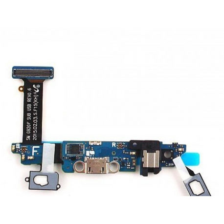 Flex Conector de Carga Micro USB para Samsung Galaxy S6 SM-G920F