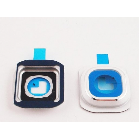 Embellecedor de Camara Samsung Galaxy S6 SM-G920 - Blanco