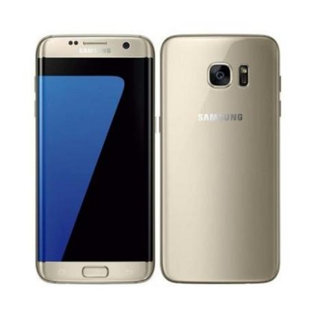 * TELEFONO MOVIL REACONDICIONADO SAMSUNG GALAXY S7 EDGE 32GB  DORADO - GRADO B
