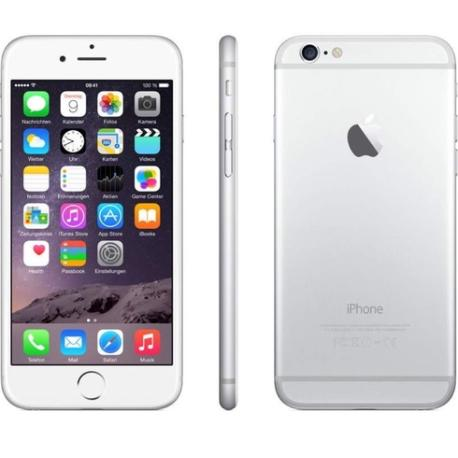 * TELEFONO MOVIL REACONDICIONADO IPHONE 6S 64GB BLANCO PLATA - GRADO A
