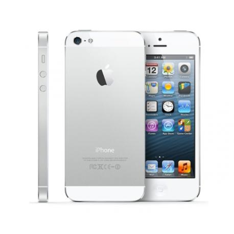 TELEFONO REACONDICIONADO IPHONE 5S 16GB BLANCO - GRADO A