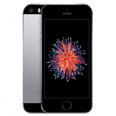 TELEFONO MOVIL REACONDICIONADO IPHONE SE 64GB NEGRO - GRADO B
