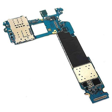 PLACA BASE ORIGINAL MOTHERBOARD SAMSUNG GALAXY S7 EDGE G935F 32GB - RECUPERADA