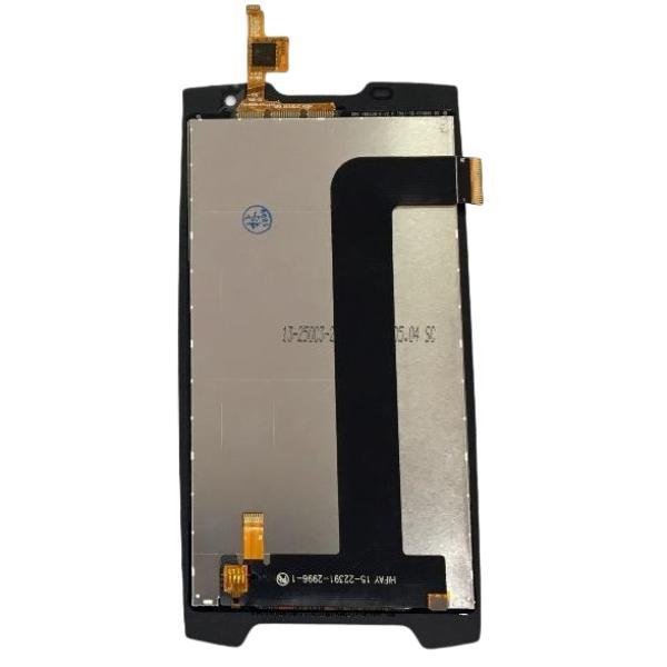 PANTALLA LCD DISPLAY + TACTIL PARA CUBOT KING KONG - NEGRA