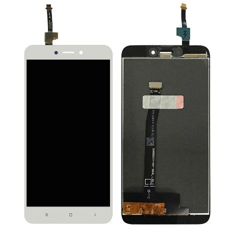 PANTALLA LCD DISPLAY + TACTIL PARA XIAOMI REDMI 4X - BLANCA