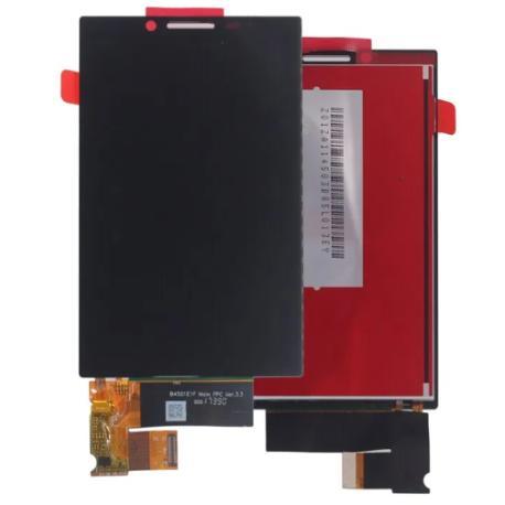 PANTALLA LCD Y TACTIL PARA BLACKBERRY KEY 2 - NEGRA