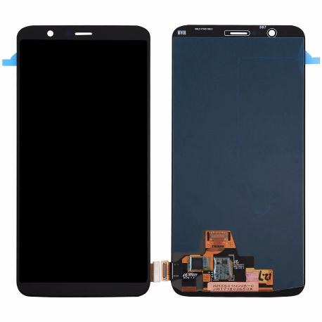 PANTALLA LCD DISPLAY + TACTIL PARA ONEPLUS 5T - NEGRA
