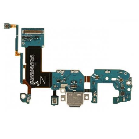 FLEX CONECTOR DE CARGA USB TIPO-C Y MICROFONO PARA SAMSUNG GALAXY S8 PLUS G955F