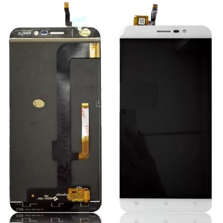 PANTALLA LCD DISPLAY + TACTIL PARA CUBOT NOTE S - BLANCA