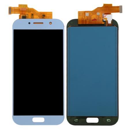 PANTALLA LCD DISPLAY + TACTIL ORIGINAL PARA SAMSUNG GALAXY A5 2017 A520F - AZUL