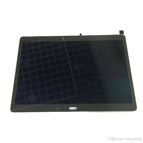 PANTALLA LCD DISPLAY + TACTIL ORIGINAL PARA SAMSUNG GALAXY TAB S 10.5 SM-T800, T805 - GRIS OSCURO