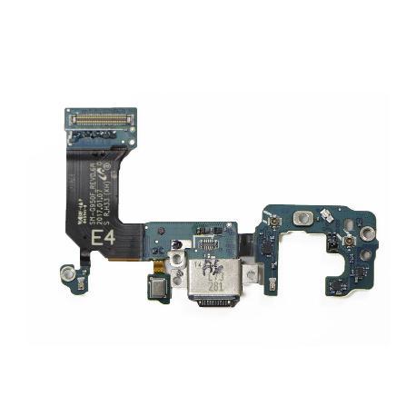 FLEX CONECTOR DE CARGA USB TIPO-C Y MICROFONO PARA SAMSUNG GALAXY S8 G950F