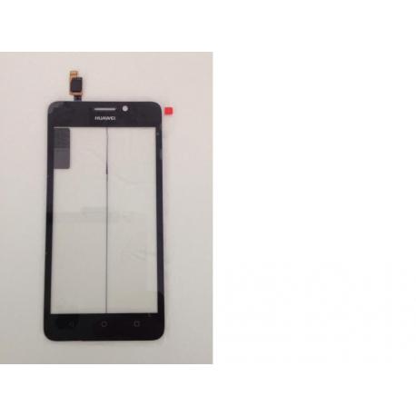 Repuesto de Pantalla Tactil para Huawei Y635 - Negra