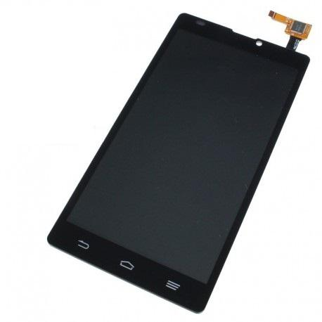 REPUESTO PANTALLA LCD + TACTIL ORIGINAL ZTE BLADE L2 - NEGRO
