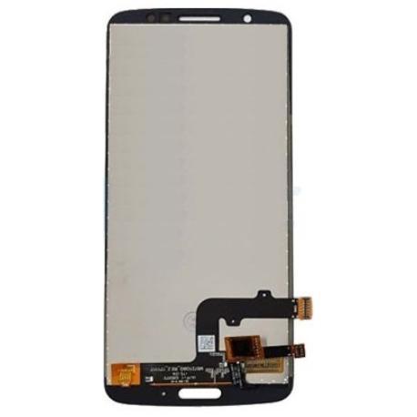 PANTALLA LCD Y TACTIL PARA MOTO G6 - NEGRA