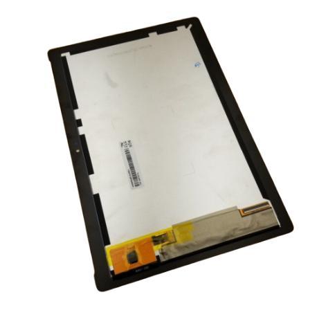 PANTALLA LCD Y TACTIL PARA ASUS ZENPAD 10 Z300 - NEGRA - CONECTOR NARANJA