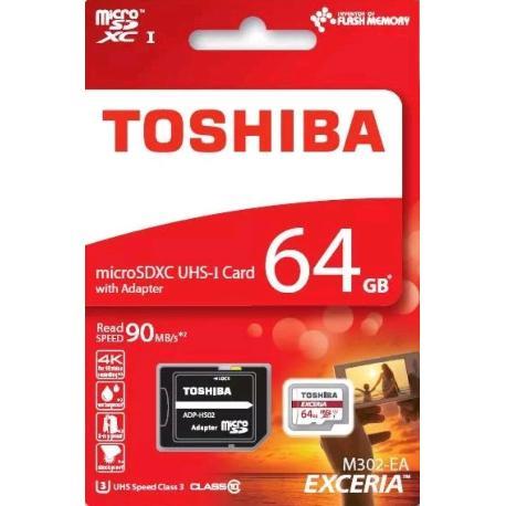 TARJETA MICRO SD SAMSUNG SDXC 64GB EVO PLUS