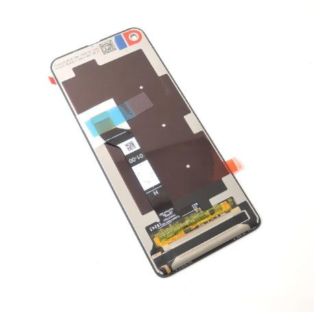 PANTALLA LTPS IPS LCD Y TACTIL PARA MOTOROLA ONE ACTION - NEGRA