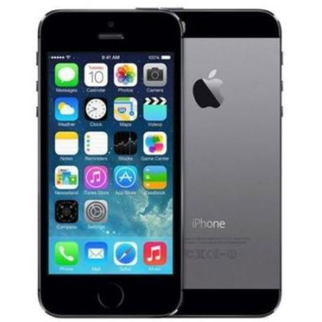 * TELEFONO MOVIL REACONDICIONADO IPHONE 5S 64GB NEGRO - GRADO B