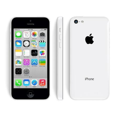 * TELEFONO MOVIL REACONDICIONADO IPHONE 5C 16GB BLANCO - GRADO C